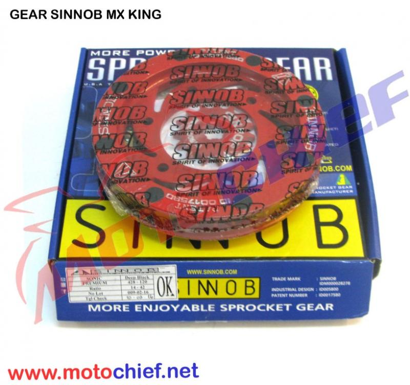 Gear Sinnob - Yamaha MX King