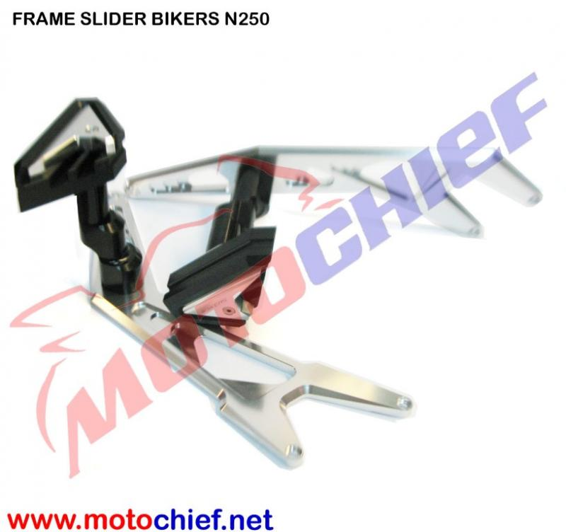 Bikers - Frameslider New Ninja 250Fi / Z250