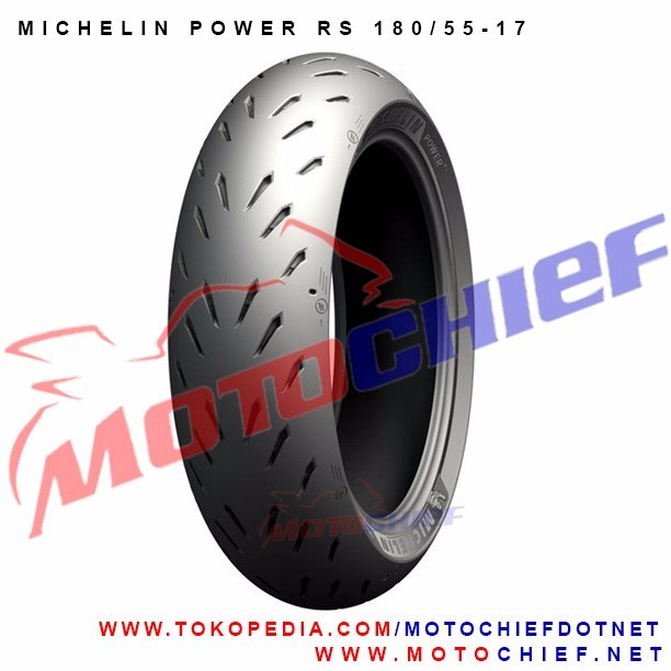 Michelin - 180/55-17 Power RS