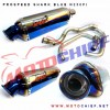 Prospeed - Knalpot Racing N250FI Shark Blue