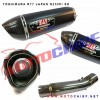 Yoshimura - Knalpot Racing N250 R77 Japan Slip On