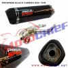 Prospeed - Knalpot Racing Suzuki GSX150R Black Carbon