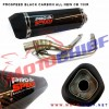 Prospeed - Knalpot Racing CB 150 New Black Carbon