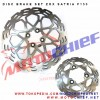 Zox - Disc Brake Set Satria F150