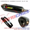 Akrapovic - Knalpot N250Fi Carbon Slip On