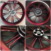PSM - Velg Racing Vixion Dual Color