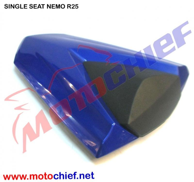 Nemo - Single Seat Yamaha R25