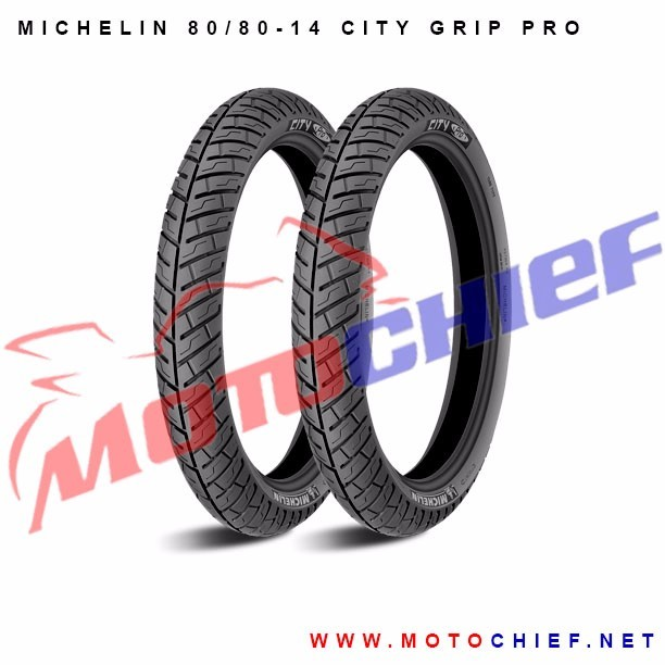 Michelin - City Grip Pro 80/80-14