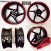 Delkevic - Velg (Single disc) & Swing Arm Ninja 250Fi / Z250