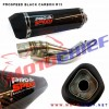 Prospeed - Knalpot Racing Yamaha R15Black Carbon