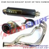 Over Racing - Knalpot Gp Tech Carbon N250Fi