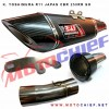 Yoshimura - Knalpot Racing CBR 250RR R11 Japan Slip On