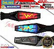 Lampu Sein One Racing Performance Heart Rate LED